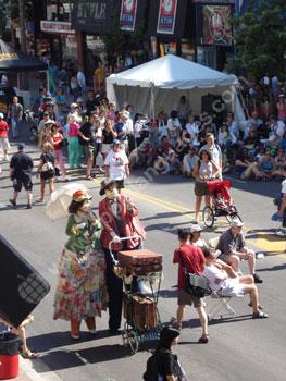 Straat festival