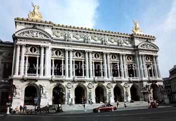 The Opera, Paris