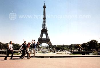 Studenten in Parijs