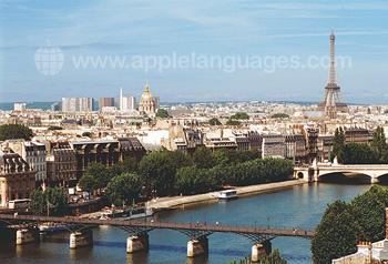 Panarama Paris