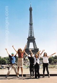Welkom in Parijs!