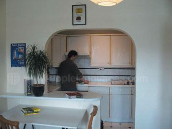 Gedeelde flat accommodatie