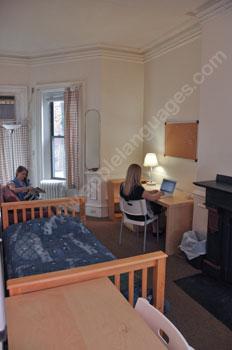 Kamer in het International Guest House