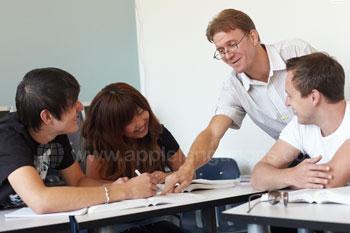 Engelse les op onze school