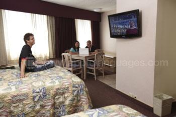 Kamer in het hotel