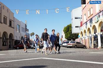 Een bezoek aan Venice Beach
