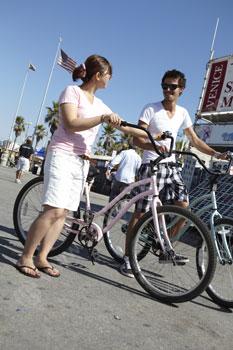 Veneti? verkennen op de fiets