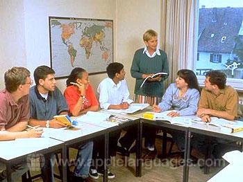 Duitse les op onze school