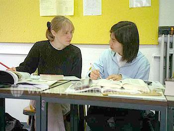 Samen Duits leren
