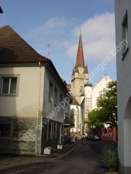 Radolfzell Kathedraal