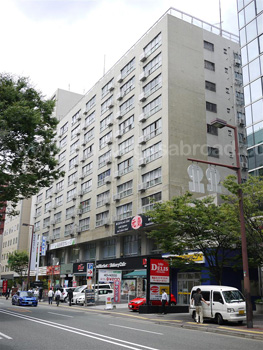 Onze school in Fukuoka