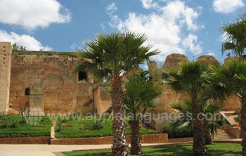 In Rabat wordt je omgeven door geschiedenis