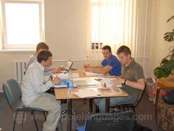Samen studeren na de les