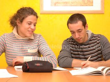 Italiaans leren op onze school in Bologna