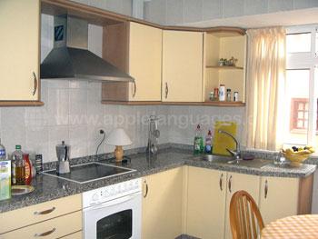 Moderne keuken faciliteiten