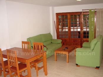 Comfortabele en ruime woonkamer