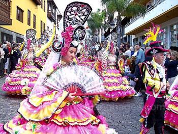 Carnaval in Tenerife!