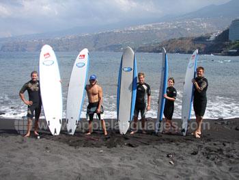 Leer Spaans en surf