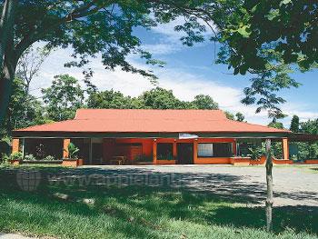 Het schoolgebouw