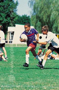 Rugby spelen