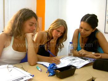 Samen Spaans leren