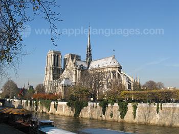 De indrukwekkende Notre Dame