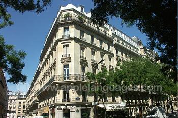 Onze Parijs (Arc de Triomphe) school