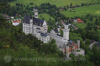 Het Neuschwanstein Castle