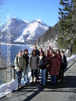 Excursie naar de bergen