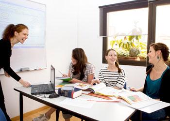 Lichte en luchtige klaslokalen