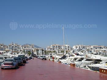 Gewoon een zonnige dag in Marbella