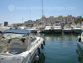 Marbella kent over 300 zonnige dagen per jaar!