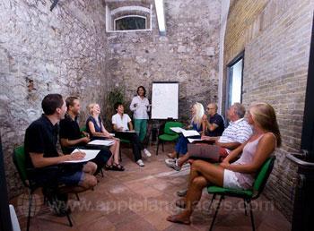 Leer Italiaans in Taormina