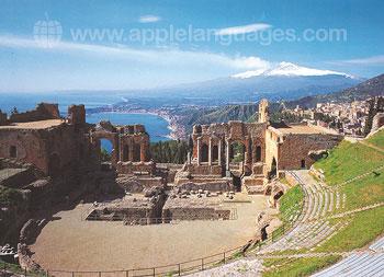 Excursie naar het Romeinse amfitheater