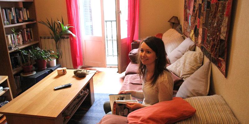 Gedeeld appartement