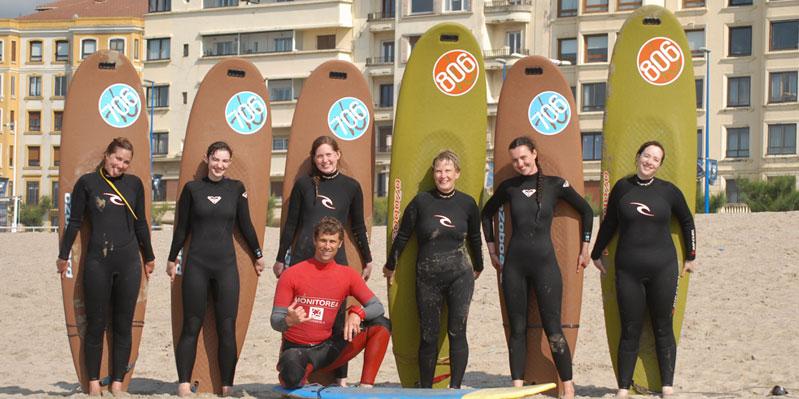 Spaans & surflessen