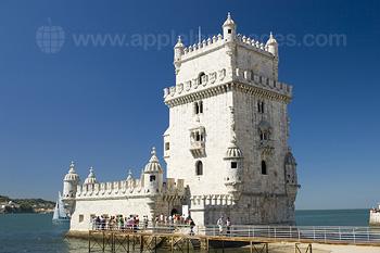 Belem Tower, Lissabon