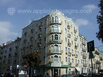 Ons schoolgebouw, Lissabon
