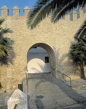 Stadsmuren van Vejer