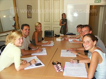 Franse les op onze school