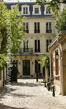 Onze optie 3 school in Parijs