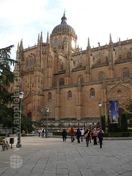 Kathedraal van Salamanca