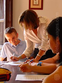 Persoonlijke aandacht van onze leraren