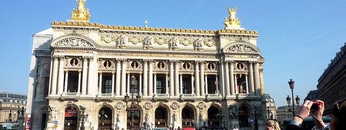Parijs (Opéra)