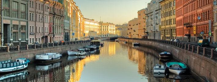 Sint-Petersburg (Historisch Centrum)