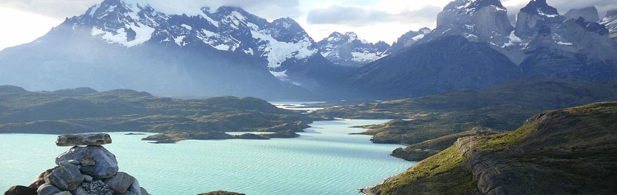 Argentijns berglandschap