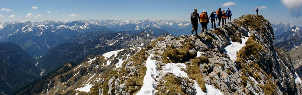 Duits leren en wandelen in de Oostenrijkse Alpen