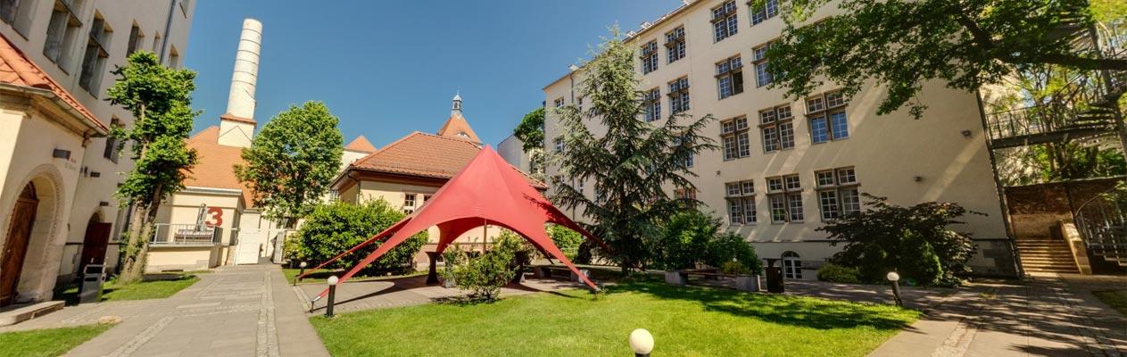 Berlijn Campus (Prenzlauer Berg)