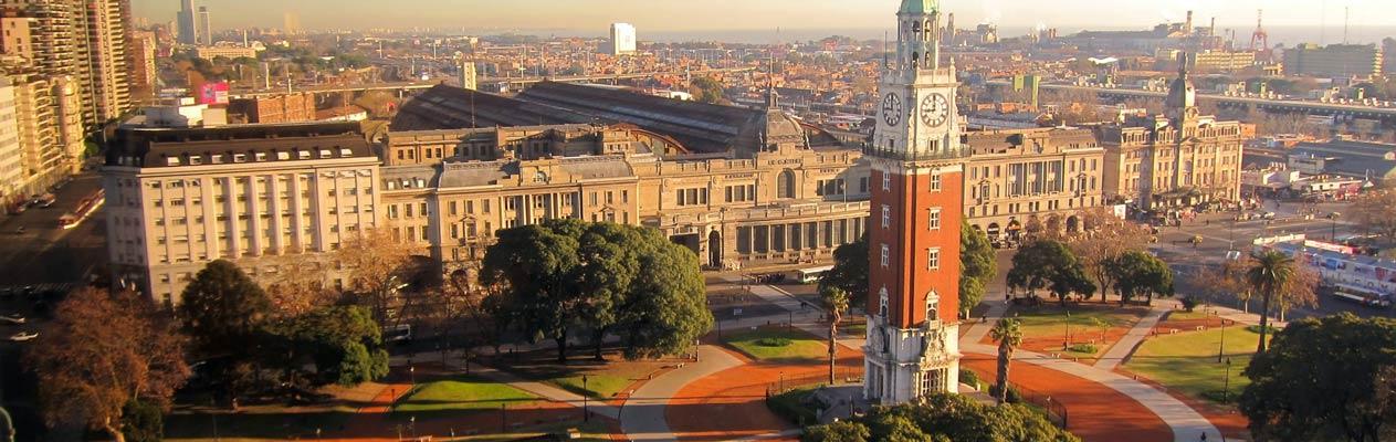 Buenos Aires Retiro school Spaans
