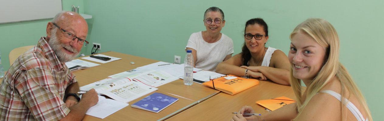 Spaanse Club 50+ cursussen, Benalmadena